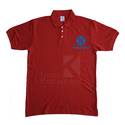 250 GSM Cotton Corporate Collar T Shirt