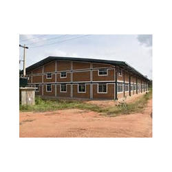 Factory Building Construction Service