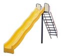 6 FT FRP Simple Slide