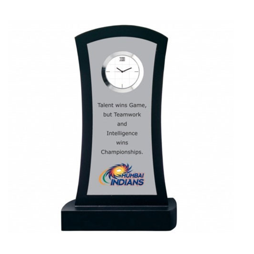 Premium Trophy with Watch