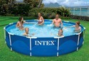 12 FT Metal Frame Pool