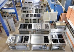 Global International Silver Catering Equipment