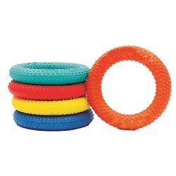 Sponge Rubber Ring Dotted