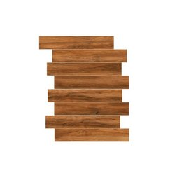 Wooden Plank Wall Tile