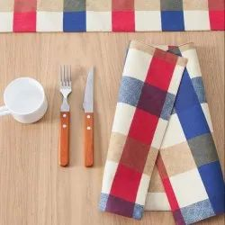 100% Cotton Yarn Dyed Place Mats