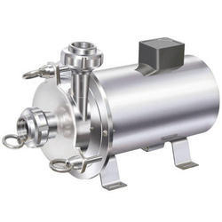 Stainless Steel Sanitary Pumps