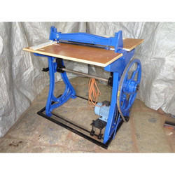 Power Operated Index Cutting Machine