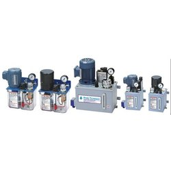 Lubrication System for Metal Forming Industry