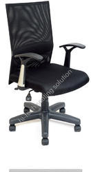 Medium Back Cro Mesh Chair