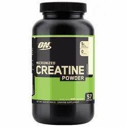 ON (Optimum Nutrition) Micronized Creatine Powder, 300gm