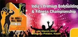 Mr India 2013 Event Service