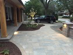 Corporate Hardscaping Service