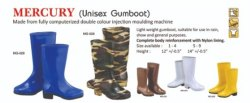 Colored Gumboot Unisex