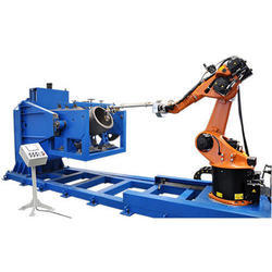 90 Degree Elbow Cladding Machine