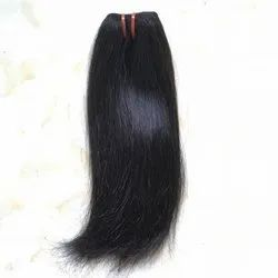 Single Drawn Straight Weft Hair