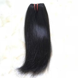 Single Drawn Straight Weft Hair