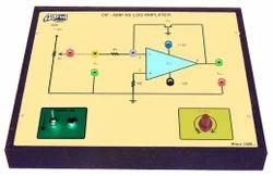 Op - Amp as Log Amplifier Trainer