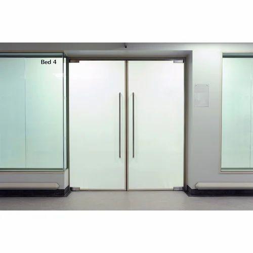 Double Glass Door Doors And Windows Newzen Glass Solutions In