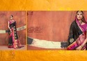 Silk Kundan Saree, Length: 6.3 M