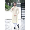Stylish Elegant Mens Kurta with Churidar