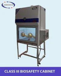 Class III Biosafety Cabinet