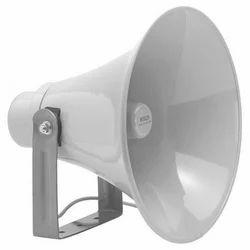 LBC-3493/12 Horn Loudspeaker, Circular, 30 W