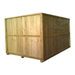 Termite Resistant Rectangle Industrial Heavy Duty Wooden Box, 5-15 mm