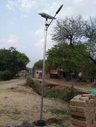 Integrated Solar Street Light 12W