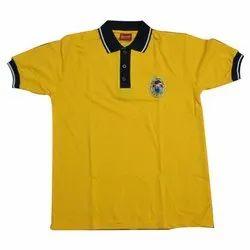 Half Sleeve Girls School T Shirt