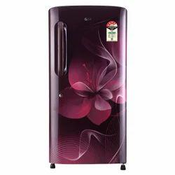 LG Single Door Refrigerator 215 Ltr, Electricity
