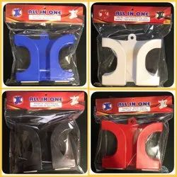 Plastic Mobile Holder, Size: 3x3 Inch