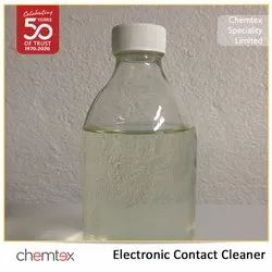 Electronic Contact Cleaner, Packaging Type: Bottle, for Industrial