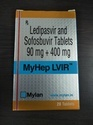 MyHep LVIR - Ledipasvir and Sofosbuvir Tablets 90 mg   400 mg