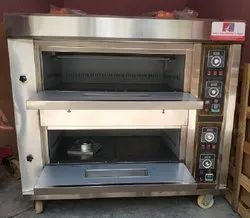 Commercial Gas Baking Oven