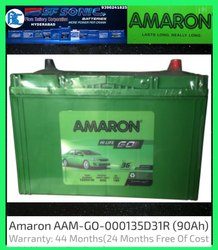 AAM-GO-00105D31R AMARON CAR BATTERY