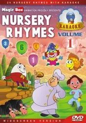 Dvd Nursery Rhymes With Karaoke Vol 1