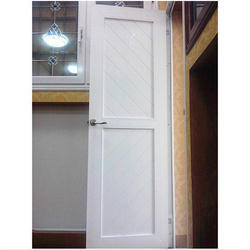 PVC Bathroom Door