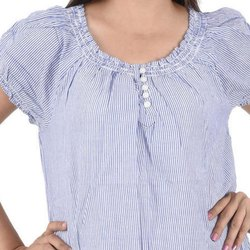 Ladies Half Sleeve Top