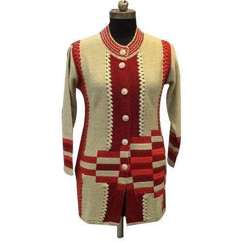 Ladies Long Woolen Sweater - Ladies Woolen Sweater Manufacturer from  Ludhiana 3c9298f79