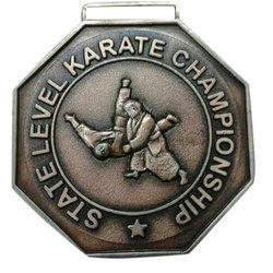 Karate Sports Medal