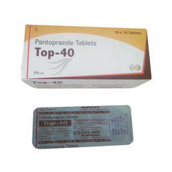 Top-40 Pantoprazole Tablet, Packaging Type: Box, Dose: 40 Mg