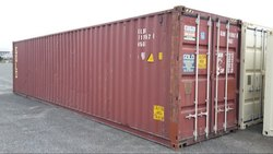 Domesticated Shipping Container