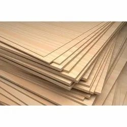 Hardwood Plywood Board, Thickness: 4-18 Mm, Size: 8x4 Feet
