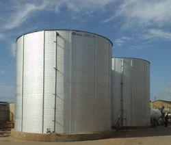 Zinc Aluminum Tanks