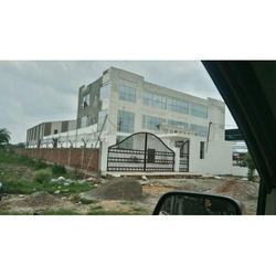 Prefabricated Industrial Building Construction Service