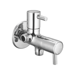 Angle Valve 2in 1