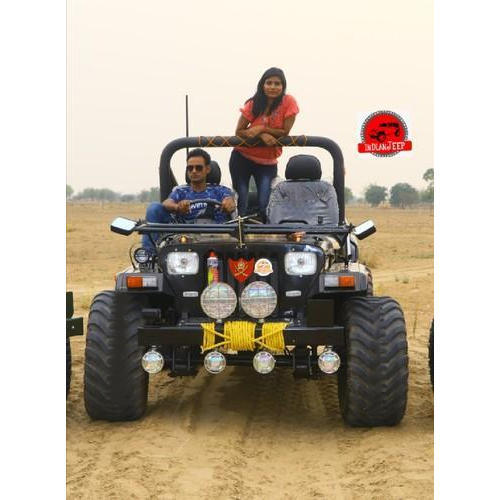 Mahindra Open Willy Jeep Modified Rs 470000 Unit Indian Jeep Modification Company Id 20254235797