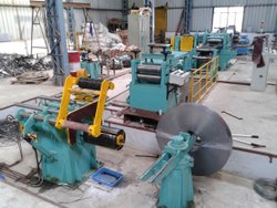 Metal Strip Cutting Machine