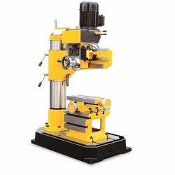 DM-20 Milling Cum Drilling Machine