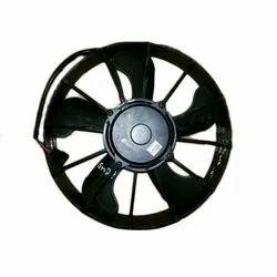 Plastic Motor Cooling Fan